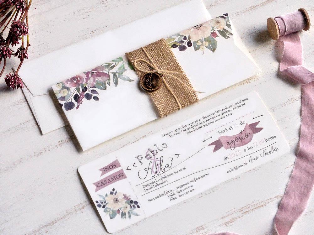 Invitaciones de boda coleccion emma 2020-2021 imprenta dimension print teruel-12
