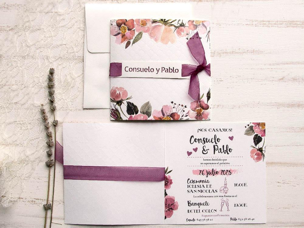 Invitaciones de boda coleccion emma 2020-2021 imprenta dimension print teruel-120