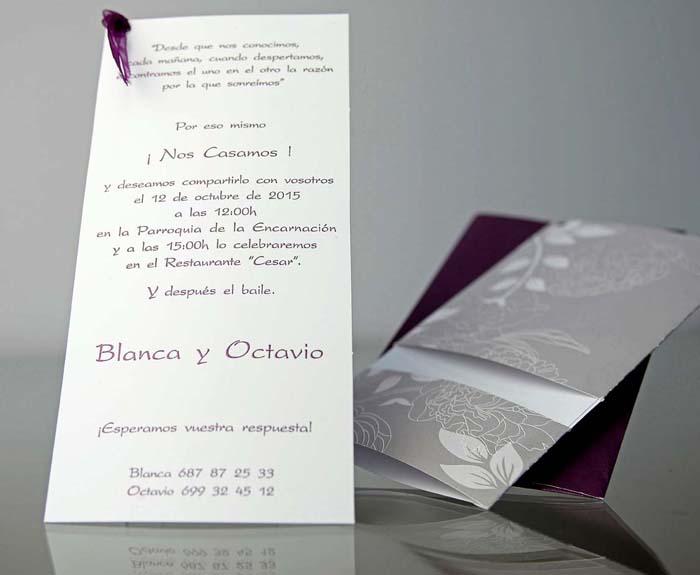 Invitaciones de boda coleccion emma 2020-2021 imprenta dimension print teruel-130