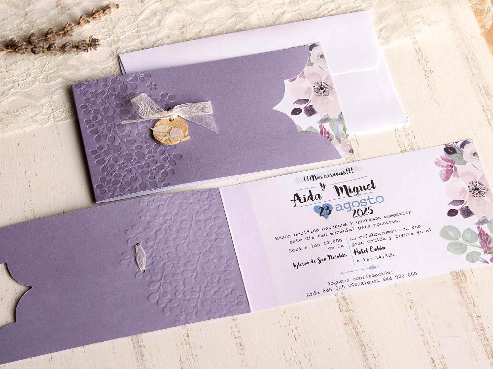 Invitaciones de boda coleccion emma 2020-2021 imprenta dimension print teruel-15