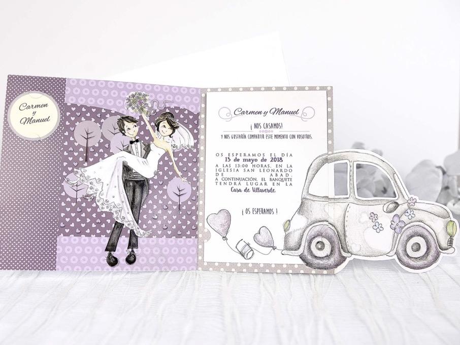 Invitaciones de boda coleccion emma 2020-2021 imprenta dimension print teruel-168