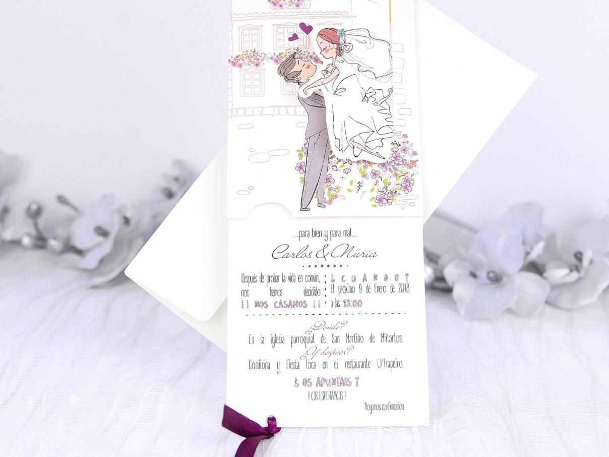 Invitaciones de boda coleccion emma 2020-2021 imprenta dimension print teruel-190