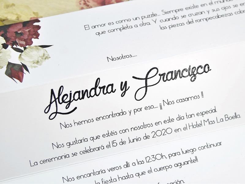 Invitaciones de boda coleccion emma 2020-2021 imprenta dimension print teruel-211