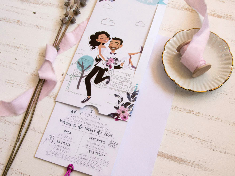 Invitaciones de boda coleccion emma 2020-2021 imprenta dimension print teruel-22