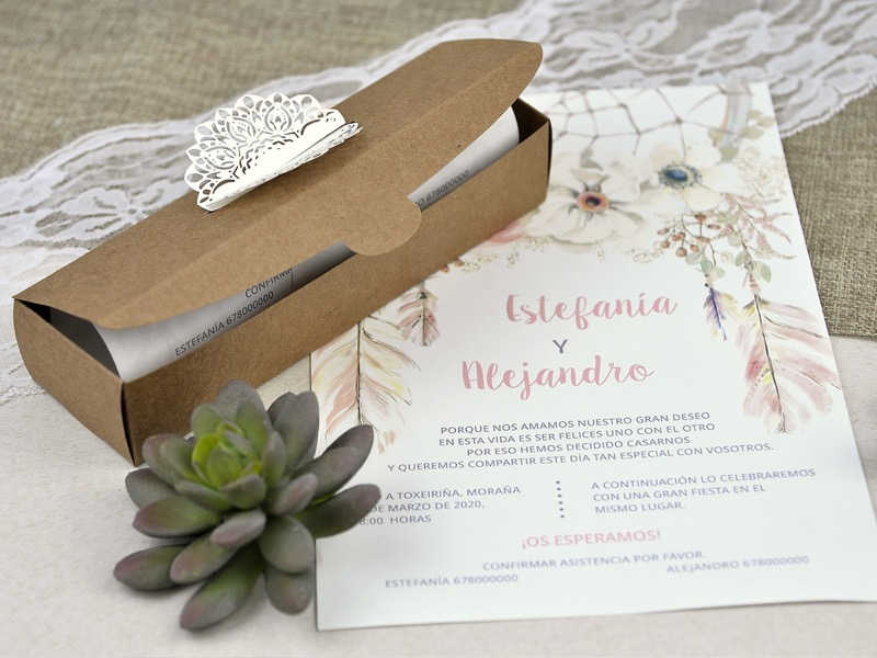 Invitaciones de boda coleccion emma 2020-2021 imprenta dimension print teruel-232