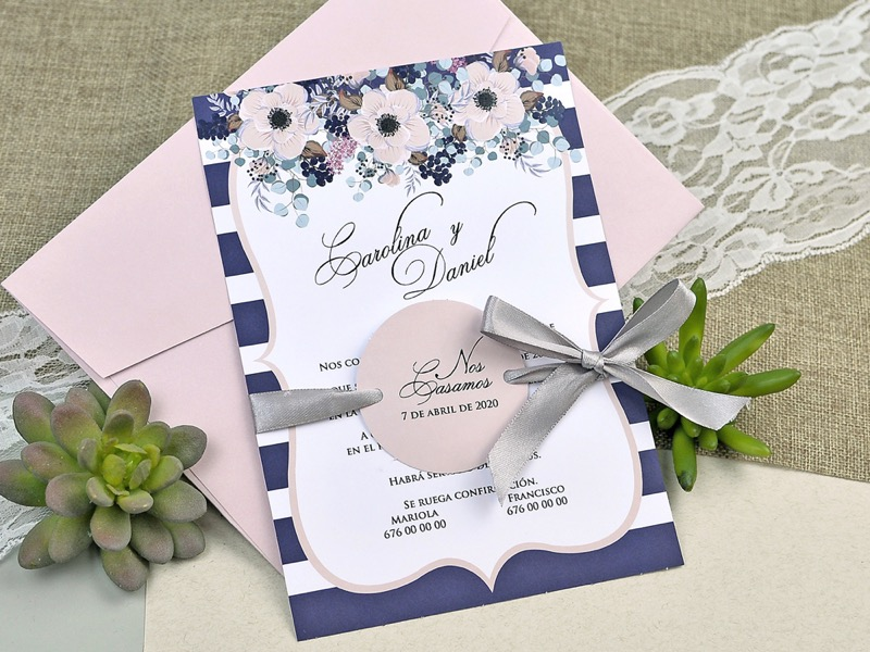 Invitaciones de boda coleccion emma 2020-2021 imprenta dimension print teruel-234