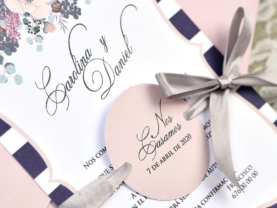 Invitaciones de boda coleccion emma 2020-2021 imprenta dimension print teruel-235