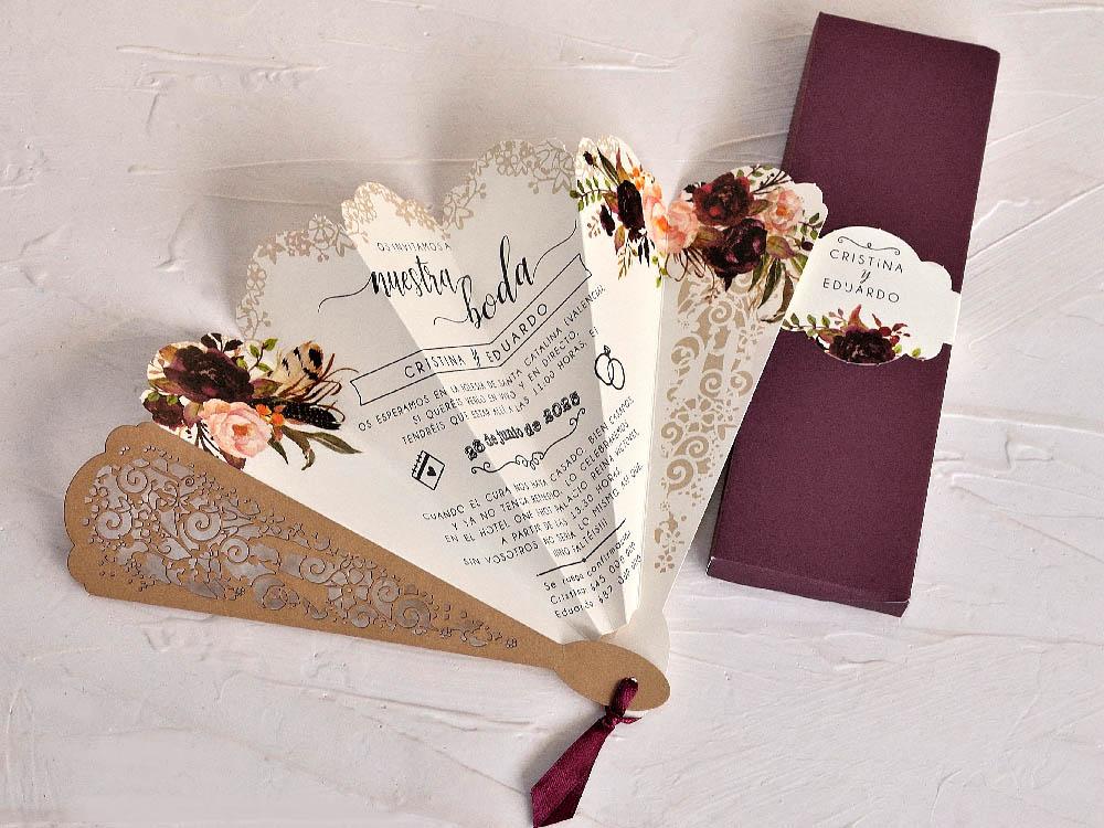 Invitaciones de boda coleccion emma 2020-2021 imprenta dimension print teruel-24