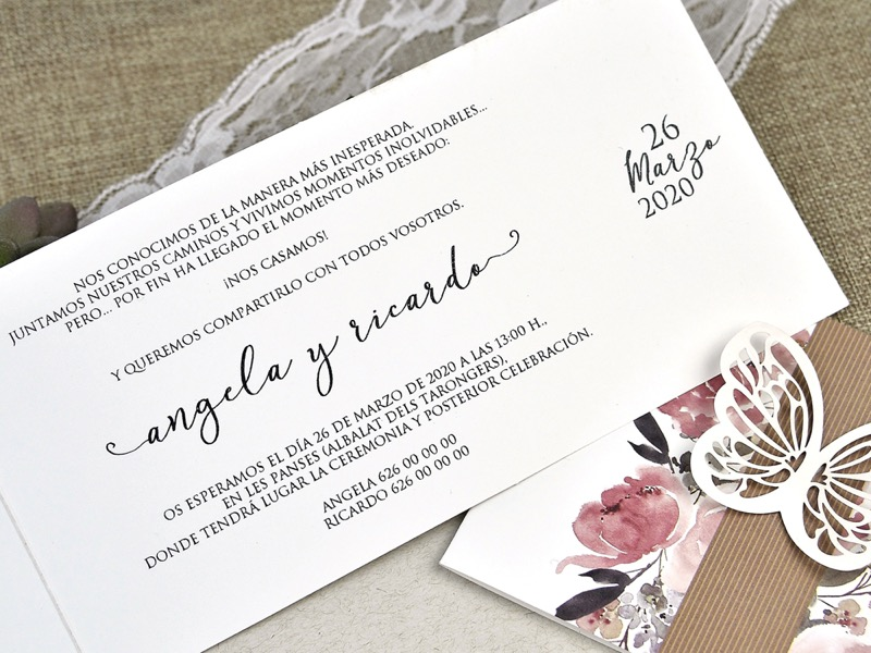 Invitaciones de boda coleccion emma 2020-2021 imprenta dimension print teruel-242