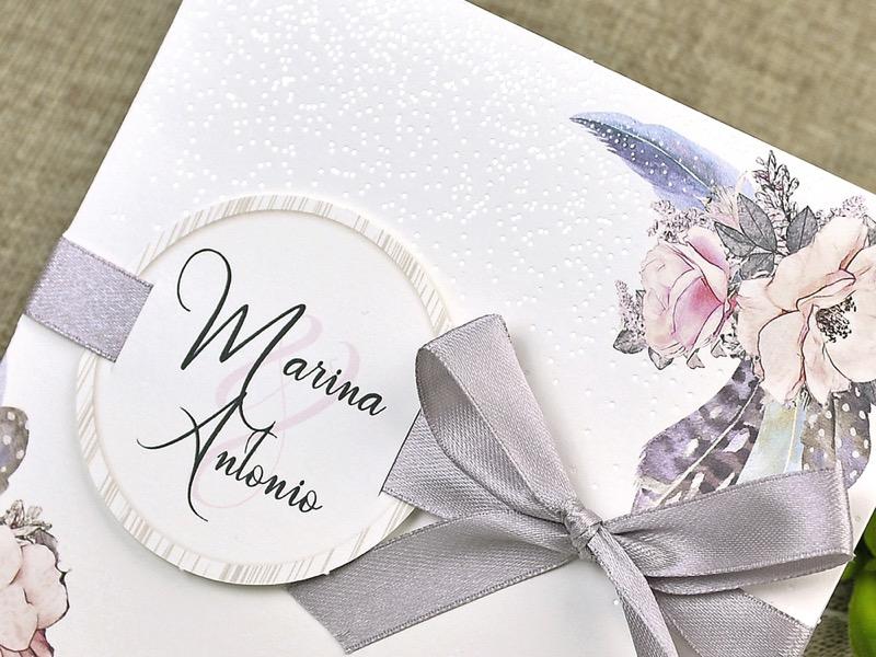 Invitaciones de boda coleccion emma 2020-2021 imprenta dimension print teruel-250