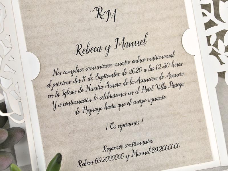 Invitaciones de boda coleccion emma 2020-2021 imprenta dimension print teruel-255