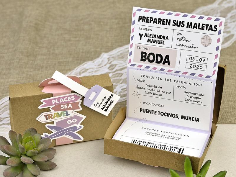 Invitaciones de boda coleccion emma 2020-2021 imprenta dimension print teruel-256