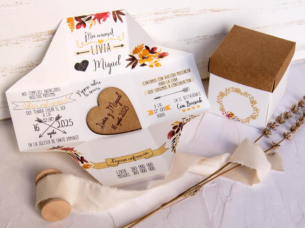 Invitaciones de boda coleccion emma 2020-2021 imprenta dimension print teruel-26