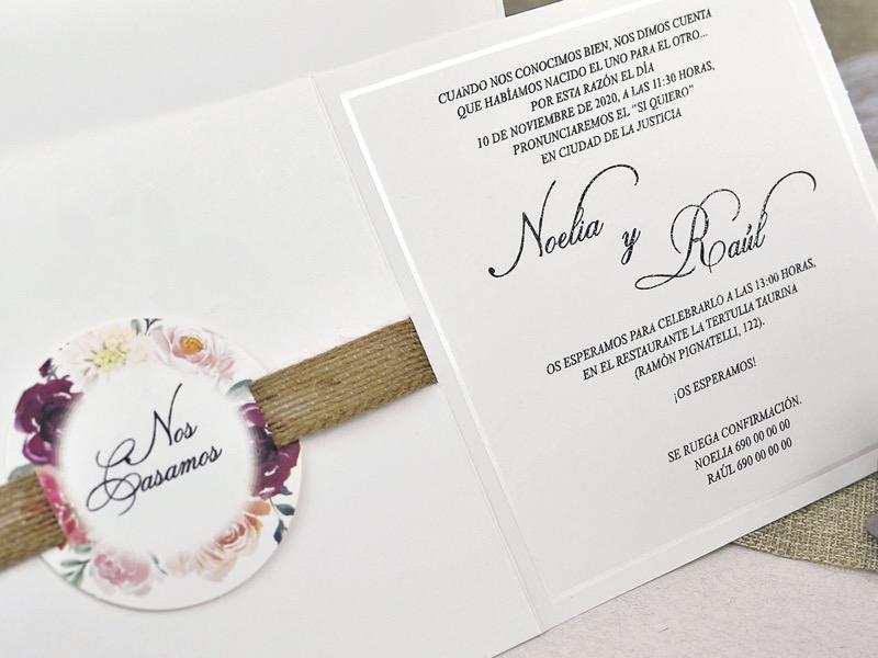 Invitaciones de boda coleccion emma 2020-2021 imprenta dimension print teruel-264