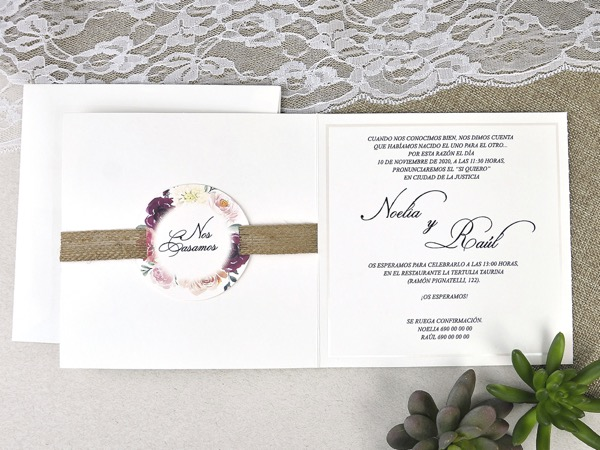 Invitaciones de boda coleccion emma 2020-2021 imprenta dimension print teruel-265