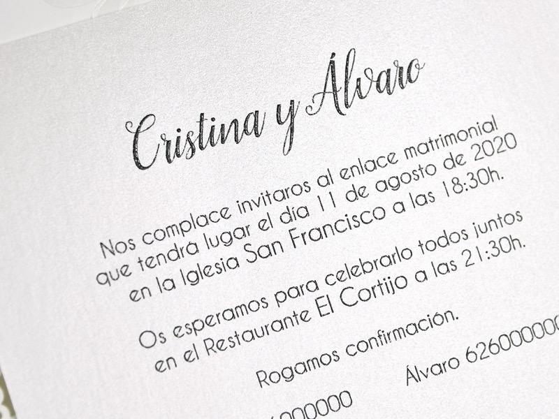 Invitaciones de boda coleccion emma 2020-2021 imprenta dimension print teruel-271