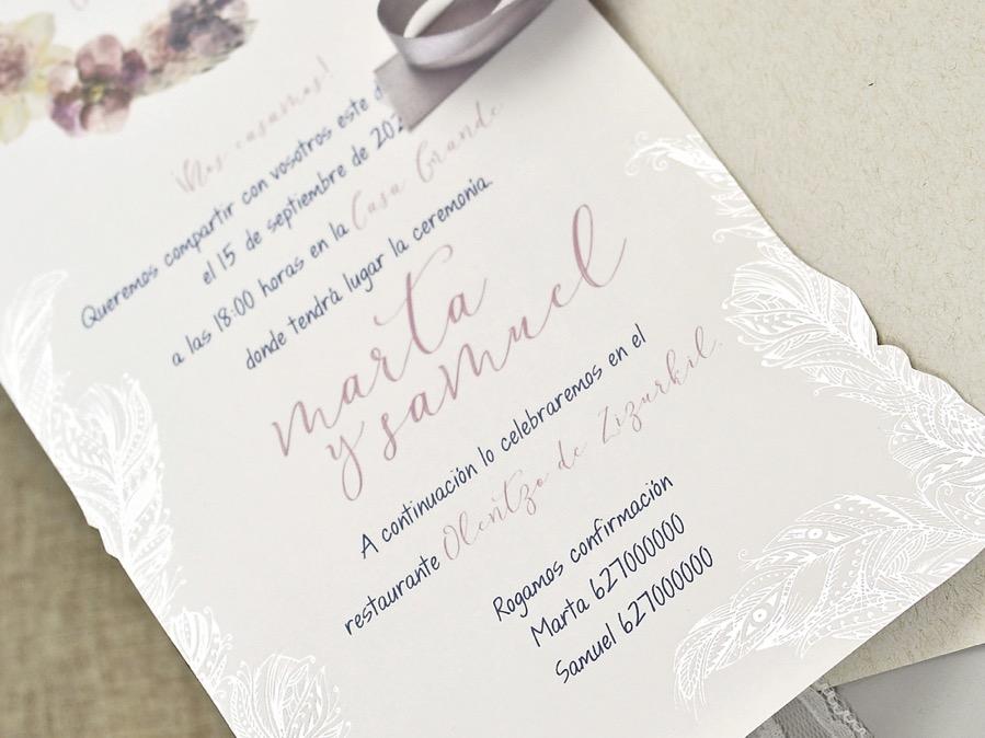 Invitaciones de boda coleccion emma 2020-2021 imprenta dimension print teruel-273