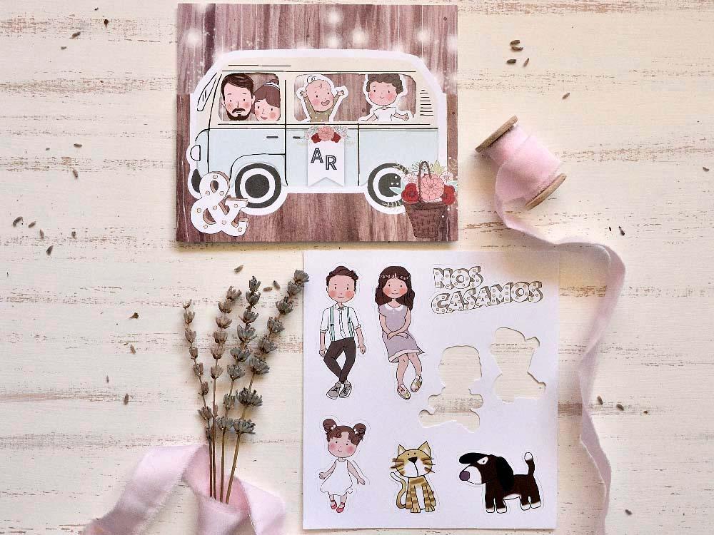 Invitaciones de boda coleccion emma 2020-2021 imprenta dimension print teruel-38