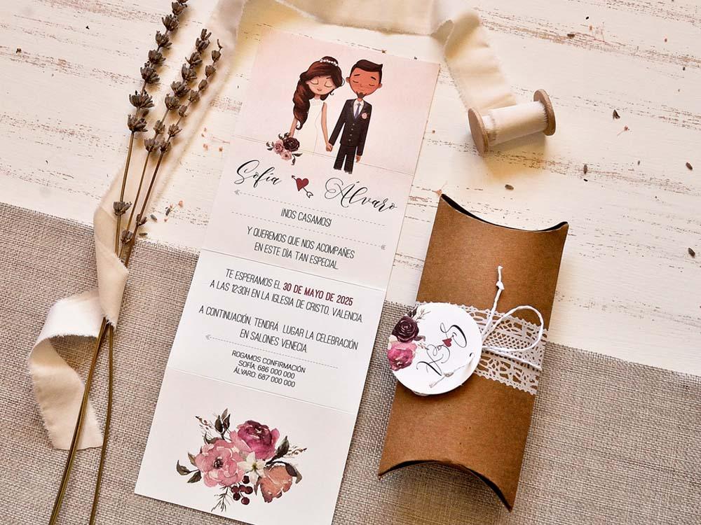 Invitaciones de boda coleccion emma 2020-2021 imprenta dimension print teruel-7