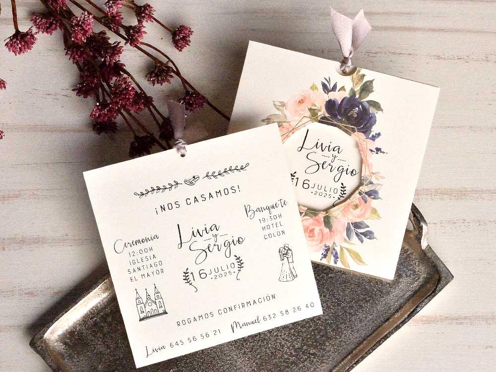 Invitaciones de boda coleccion emma 2020-2021 imprenta dimension print teruel-74