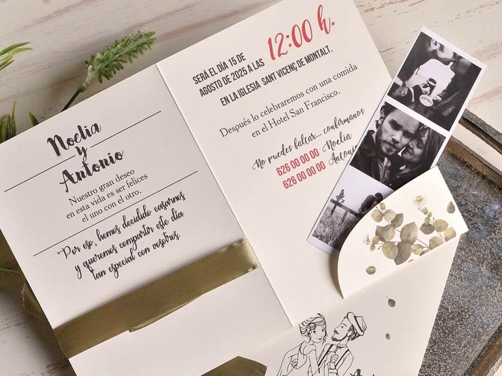 Invitaciones de boda coleccion emma 2020-2021 imprenta dimension print teruel-81