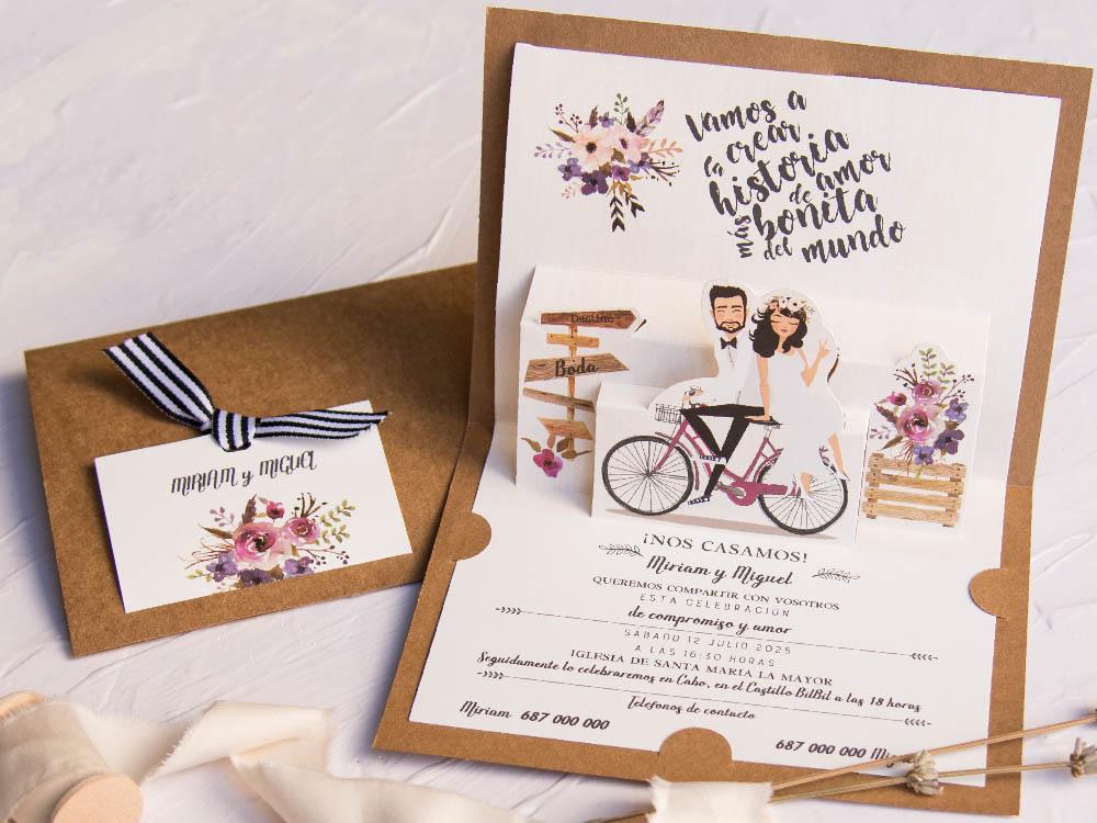 Invitaciones de boda coleccion emma 2020-2021 imprenta dimension print teruel-97